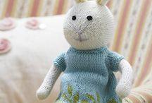 Knitting : Toys