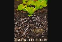 My Back To Eden Gardening Method Video's / The Back To Eden Method of Gardening is sustainable organic growing methods that are capable of being implemented in diverse climates around the world. / by Larry Hall
