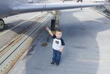 Visiting the USS Hornet