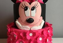 Mickey Mouse/Minnie dorty