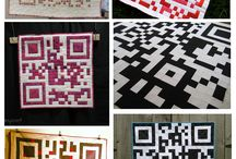 QR Quilts / Where technology and quilting meet