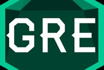 GRE / GRE aims to measure verbal reasoning, quantitative reasoning, analytical writing, and critical thinking skills that have been acquired over a long period of time and that are not related to any specific field of study.