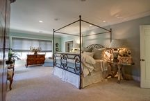 Master bedroom ideas / by Angie Siemer Black