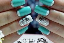 маникюр  - nail art