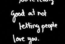 I know ....