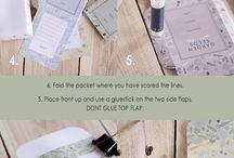 Papir Fold & Klip
