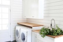 Laundry Rooms / interior design, interior styling, design ideas, design advice, laundry room ideas, laundry room styles, laundry room decorating, styling advice, styling ideas, decorating
