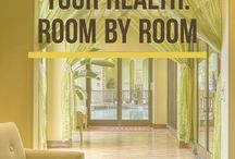 Heather's Healthy Home / Tips and advice to create a happier and healthier home environment