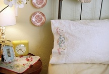 bedrooms / by Sara McLeod