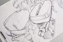 Sketch /Rendering