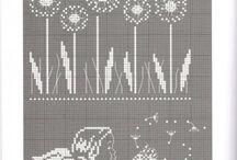 pt de X: fleurs, nature