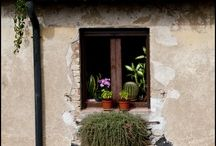 Castello Ginori di Querceto pictures by Giacomo Saviozzi / Details and wonderful views