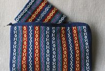 Card weaving projects