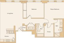 Metro 417 Floor Plans / Metro 417 is a true Los Angeles apartment original. The former Subway Terminal building, now a National Landmark, houses elegant apartments in the heart of Downtown LA.