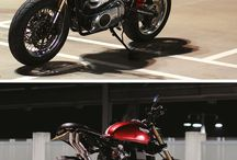 billy cafe racer