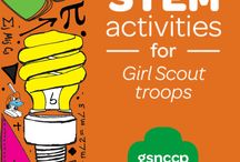 STEM / by Girl Scouts of Southern Arizona