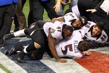 Ravens: Protect this house! / The Baltimore Ravens!