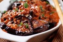 aubergine grillé