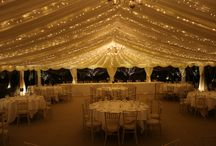 Our Work // Ardington House / Wedding lighting at the beautiful Stratton Court Barn. All the pins here show our own lighting. Some images were captured by talented professional photographers - click through to see their blog posts.