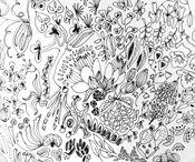 Ella Tjader / Illustrations by commercial Beauty, Fashion,  Feminine and Flower Drawing illustrator Ella Tjader represented by leading international agency www.illustrationweb.com