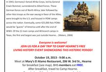 Events / Brazos Heritage Society Events