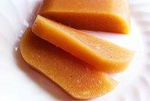 Dulces de manzana