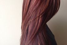 cabello con luces