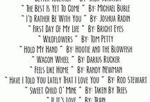 List lagu