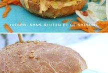 Recettes - Hamburgers
