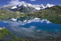 Österreich Bergseen
