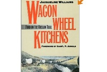 Pioneer Cooking, cookbooks, recipes / Pioneer woman cooked over camp fires, fireplaces and wood stoves. Here's some cookbooks and recipes that are fun to read, and maybe even try.