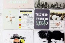 Project Life 2015 ideas