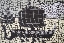 artlab4kids: roman mosaics