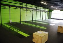 Cross Fit room