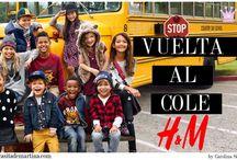Vuelta al cole :: Back to school / Estilismos, moda infantil, accesorios... Vuelta al cole / Back to school