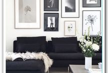 NOIR INTERIOR DESIGN / by House of Broadnax
