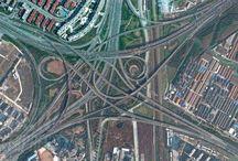 Roads / silnice všeho druhu