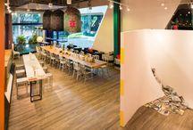 Restoran Tasarım / Restaurant Interior Design