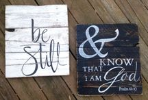 signs and sayings