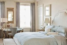 MASTER BEDROOMS / Ideas, trends and peaceful settings for our precious time of rejuvenating -- our bedroom / by Beatriz Ball Collection
