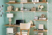 Escritório em casa | Craft & Scrap room