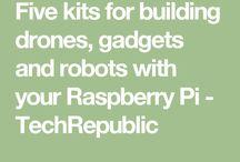 Raspberry Drone