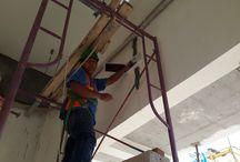 FM200 Suppression System / Fire proteksi untuk control room, elektrikal room di Perusahaan gas negara & Kalimantan jawa gas.