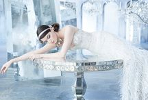 GLAM Weddings / For glamorous bride who wants lots of glitz and drama on her special day! / by JLM Boutique