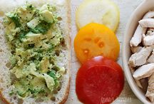 Heathy eats - lunches / by Lindsey Zimmerman