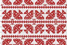 Embroidery folk