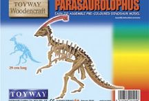 Dinosaur Skeleton Models / Dinosaur skeleton models to buy online.  A great range of dino-horizon dinosaur skeleton model kits for you to build
