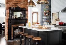 cuisine industrielle et bistrot