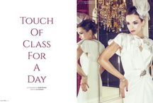 touch of class for a day / photography DIMITRI BURTSEV | production FMD | fashion editor IVA MIRBACH | art director MIKE YORK | makeup ADRIANA HOLBAN & SABINA RETTENBACHER hair DANI CORNEA & EVELIN KARBACH | models KRISTINA S. & SARKA L. & JACQUELIN S.