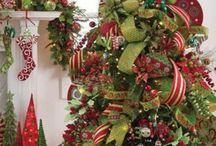 Karácsonyfa / Gyönyörűséges és gusztustalan karácsonyfák, inspiráció gyanánt :-) Szegény férfiak hogy bírják elviselni a habos-babos, rózsaszín fákat?